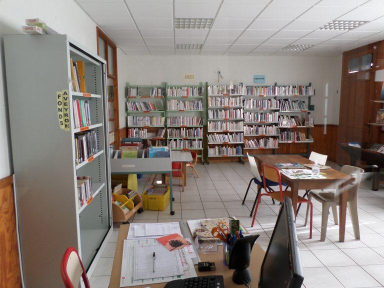 Bibliothèque de Brasc
