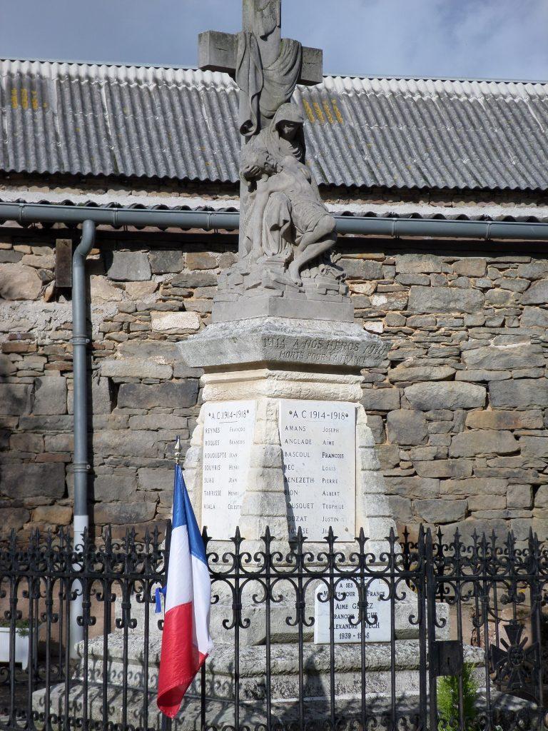 Monuments aux morts de Brasc
